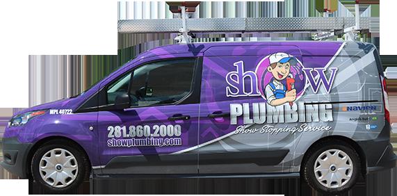 Show Plumbing - Truck