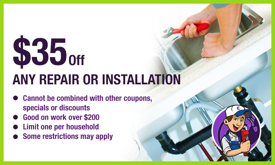 Any Repair Installation Special Offer