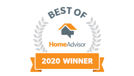 Home Advisor 2020 Winner